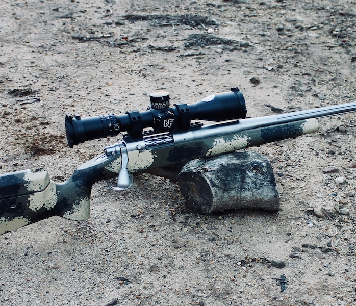 Arrowhead Rifles – High Performance Muzzleloading and
